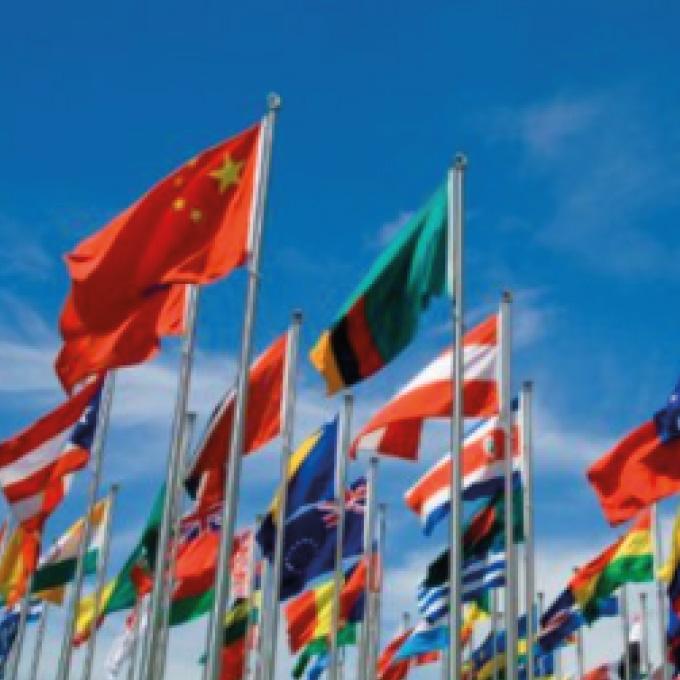 Digitally Printed Flags
