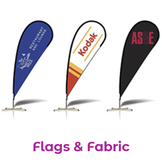 Flags and Fabric